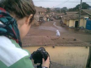 Shooting #1 - Guinea, Conakry, Hafia. 03/2014
