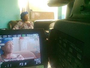 Shooting #2 - Guinea, Conakry, Hafia. 04/2014